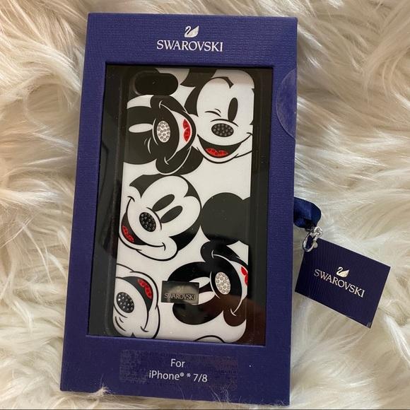 Swarovski Mickey Mouse Iphone 7/8 Case
